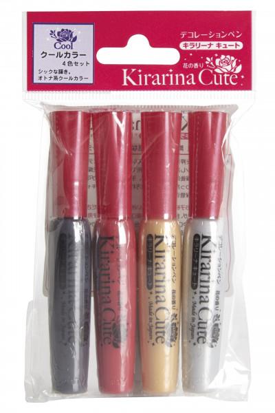 Kirarina Cute Cool-Set, 4 Stück