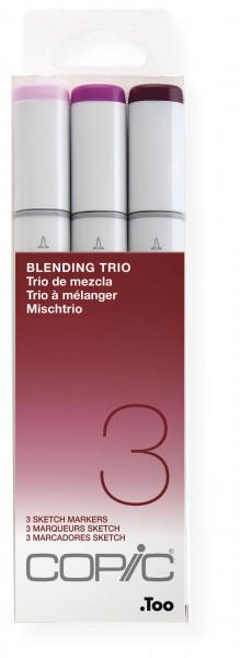"""Copic Sketch Set """"Blending Trio 3"""", 3 Stück"""