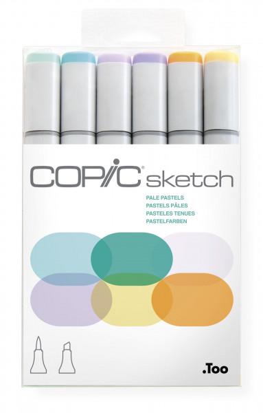 COPIC Sketch sets
