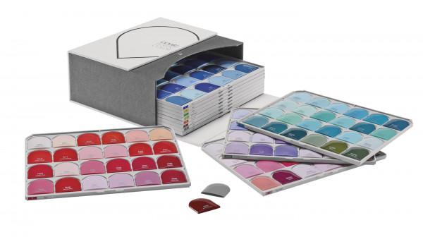 COPIC Plastic Color Chips