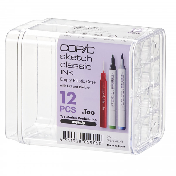 Copic Acryl-Display für Copic Classic, Sketch oder Copic Ink