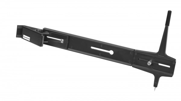 Extension bar for clip compass