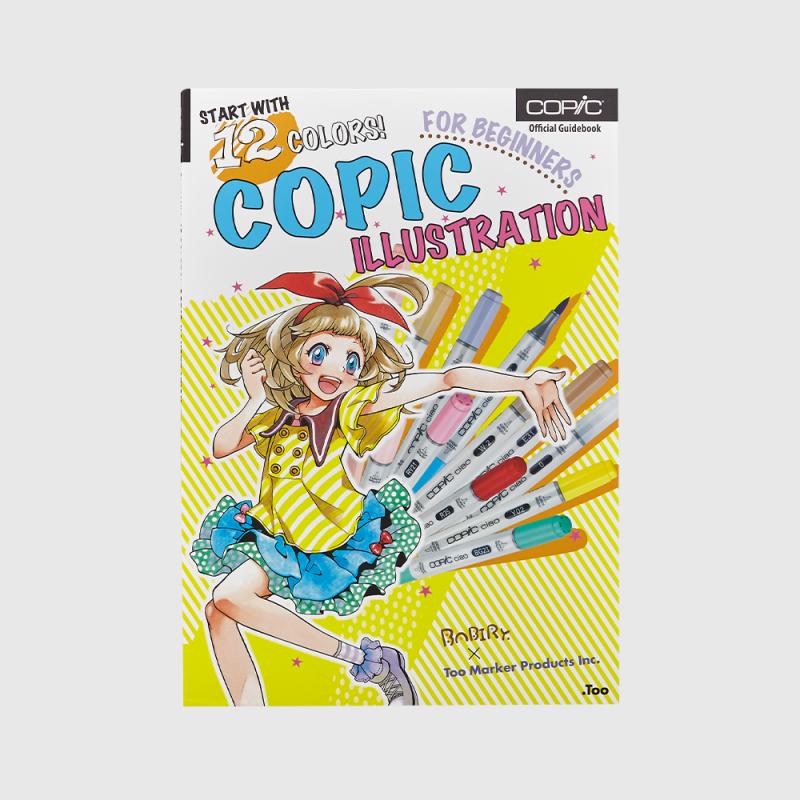 Copic Books